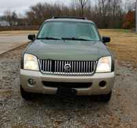 Jeremy's 2007 Mercury Mountaineer