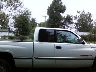 Damaged Dodge Ram Laramie Extended Cab Mdq Sh Tcj on 1997 Dodge 1500 In South Carolina