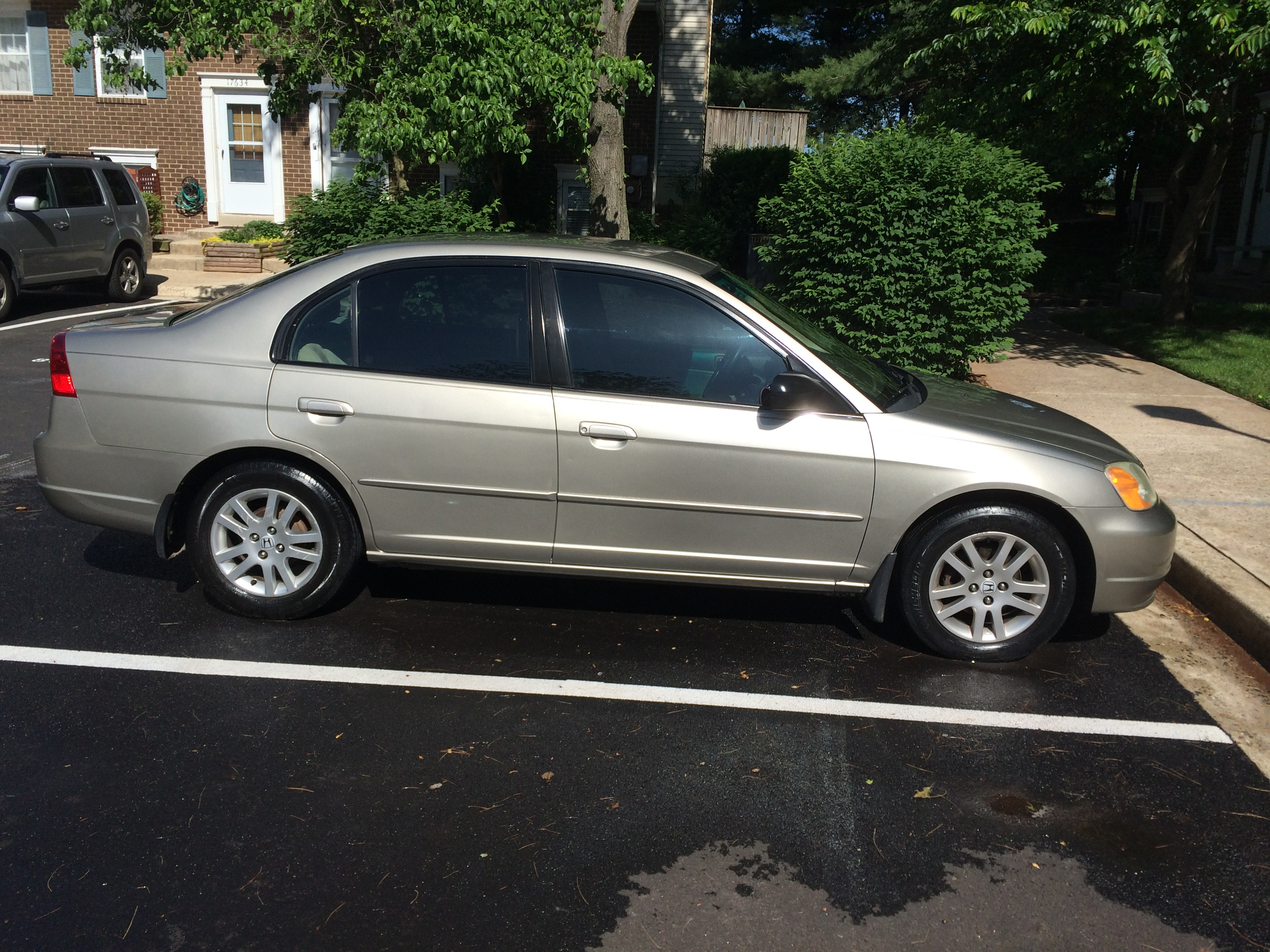 Cash for cars cincinnati oh sell your junk car the for Honda civic lx