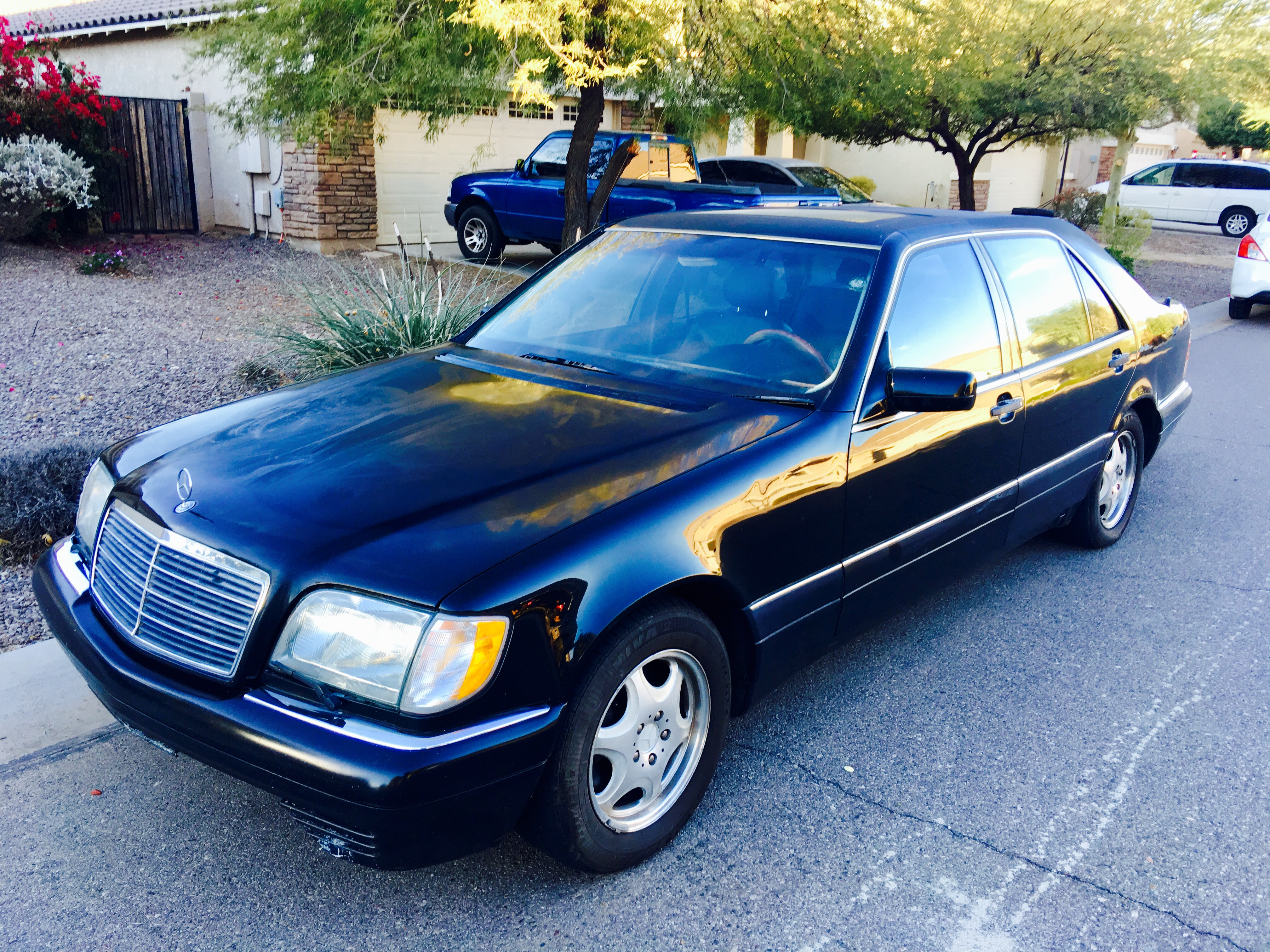 Service manual 1997 mercedes benz s class door removal for Used s class mercedes benz
