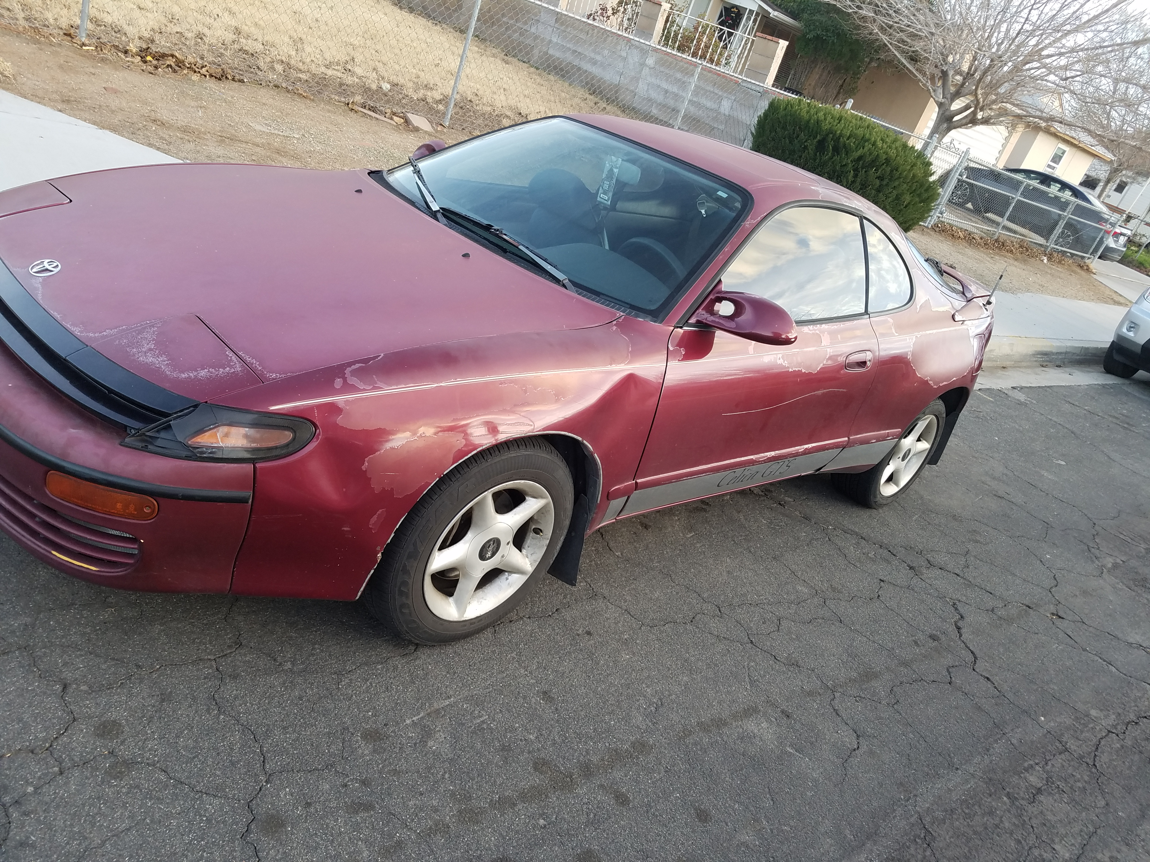 Cash for cars baltimore md sell your junk car the clunker junker 1993 toyota celica gt s xflitez Choice Image