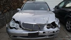 2004 Mercedes Benz C 320 4 Matic