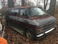 1984 Dodge Ram250 Conversion Van