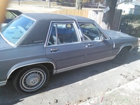 1983 Mercury Grand Marquis Ls