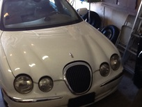 2001 Jaguar S Type 4