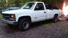 1994 Nissan Altima And A 2000 Chevy 3500 Single Wheel,Reg. Cab