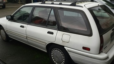 1991 Mercury Tracer Base