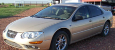 2000 Chrysler 300 M Base