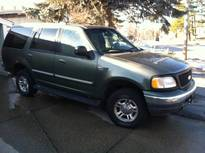 2001 Ford Expedition Xlt 4 Wd