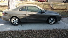 2001 Ford Zx2 Base