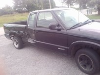 1994 Chevrolet S 10 Ls Extended Cab