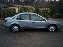 2002 Saturn Sl Base