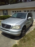2000 Mercedes Benz Ml 320
