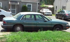 1997 Buick Le Sabre Limited