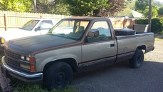 1986 Chevrolet Pickup Base