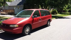 1996 Ford Windstar Cargo Base