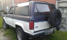 1988 Ford Bronco Ii 4 Wd