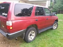 1997 Toyota 4 Runner Base