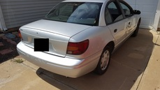 2002 Saturn S Series Sl1