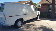1982 Ford Van Base