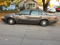 2001 Buick Le Sabre Limited