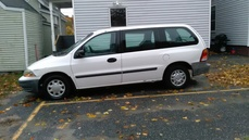2000 Ford Windstar Cargo Base