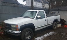 1990 Gmc Sierra 2500 Base