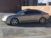 2009 Acura Tl Sh Awd W/Technology Package