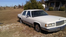 1990 Mercury Grand Marquis Ls