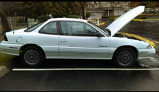 1994 Pontiac Grand Am Se