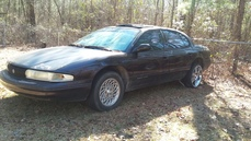 1996 Chrysler Lhs Base