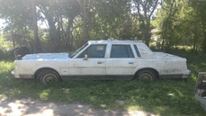 1986 Lincoln Town Car Signature