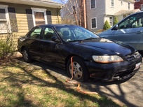 2001 Honda Accord Ex V 6