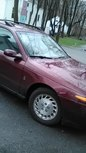 2001 Saturn L Series Lw200